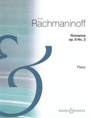 Romance op. 8 no 2 / Sergei Rachmaninov / Boosey & Hawkes