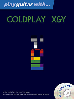 Play guitar with… / Play Guitar With Coldplay X & Y / Coldplay (Artist) / Wise Publications
