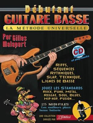 Débutant guitare basse / Malapert Gilles / Rebillard