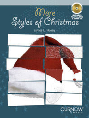 More styles of Christmas /  / Curnow Music Press
