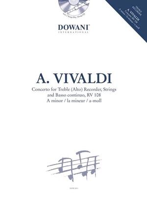 3 Tempi play along / Concerto en la mineur / Vivaldi Antonio / Dowani
