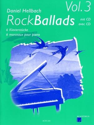 Rockballads vol. 3 / Hellbach Daniel / Acanthus