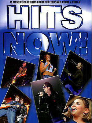 Hits Now, The Blue Book /  / Wise Publications