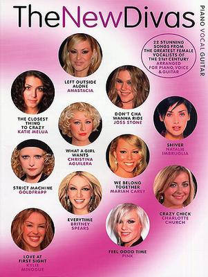 The New Divas /  / Wise Publications
