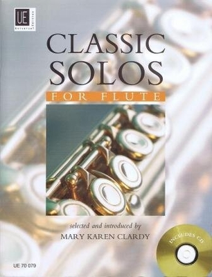 Classic solos for flute /  / Universal Edition