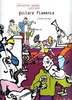 Guitare Flamenca, 7 pièces / Salinas Ricardo / Henry Lemoine