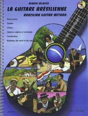 La guitare brésilienne / Velasco Renato / Henry Lemoine