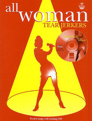 All Woman Tearjerkers (Book And CD) / Joyce, Anna (Editor) / Faber Music