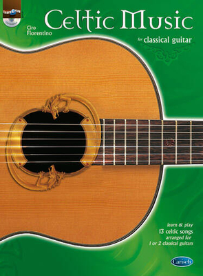 Learn and Play (Carisch) / Celtic Music for Classical Guitar Guitare avec CD /  / Carisch