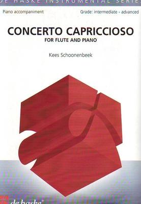 Concerto capriccioso / Schoonenbeek Kees / De Haske