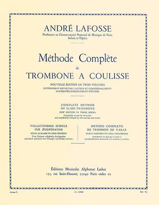 Methode 2   Lafosse  Posaune / Lafosse André / Leduc