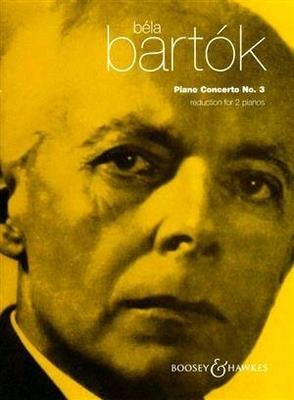 Piano Concerto No.3 / Bartok Bela / Boosey & Hawkes