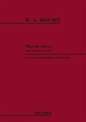 Marche turque (de la sonate KV 331) / Mozart Wolfgang Amadeus / Ricordi
