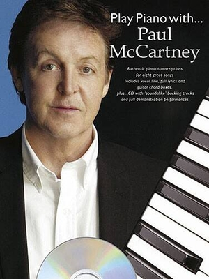 Play Piano With (Wise) / Play Piano With… Paul McCartney / McCartney Paul / Wise Publications