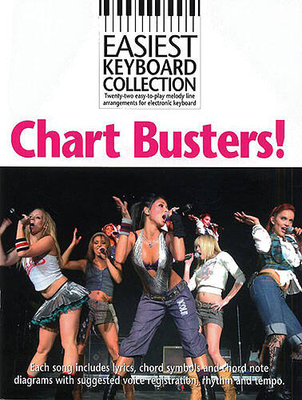 Easiest Keyboard Collection: Chart Busters /  / Wise Publications