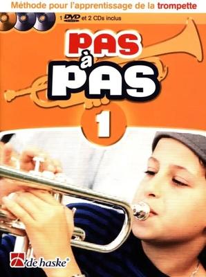 Pas à Pas Volume 1 Trompette / Kastelein Jaap / De Haske