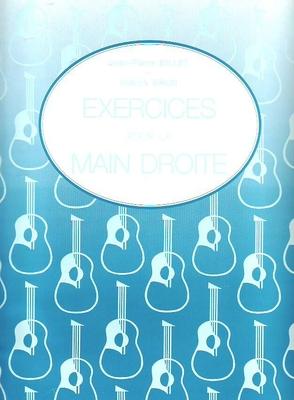 Exercices pour la main droite / Billet J.P./Brun P. / Henry Lemoine