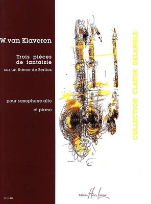 Trois pièces de fantaisie sur un thème de Berlioz / Klaveren Wijnand van / Henry Lemoine