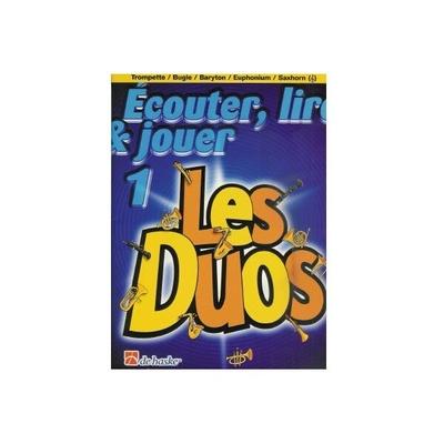 Ecouter, lire & jouer : Les Duos vol. 1Ensemble Cuivres /  / De Haske
