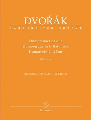 Humoresque en solb majeur, op. 101 no 7 / Dvorak Antonin / Bärenreiter