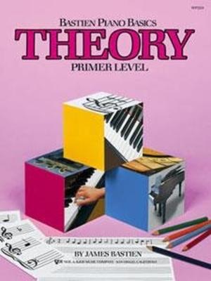 Piano Basics Theory Primer Level / Bastien James / Kjos Music Co