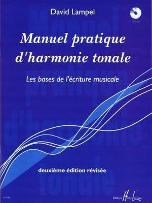 Manuel pratique d'harmonie tonale / Lampel David / Henry Lemoine