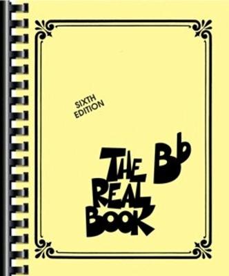 The Real Book – Volume I (6th ed.) Bb Instruments /  / Hal Leonard