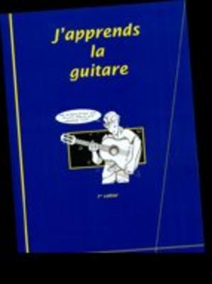 J'apprends la guitare premier cahier / Peccoud Georges / Peccoud
