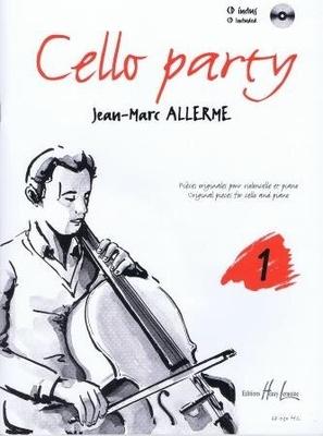 Cello party, vol. 1 / Allerme Jean Marc / Henry Lemoine