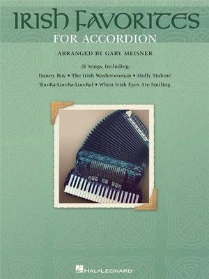 Irish Favorites For Accordion / Meisner, Gary (Arranger) / Hal Leonard