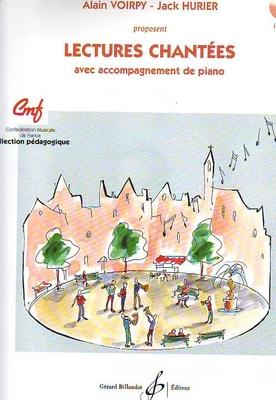 Lectures chantées, 3ème cycle / Voirpy A./Hurier J. / Billaudot
