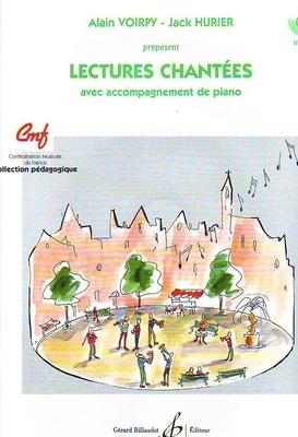 Lectures chantées, 2ème cycle / Voirpy A./Hurier J. / Billaudot