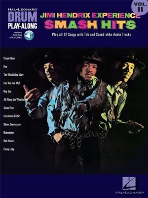 Drum Play-Along / Drum Play-Along Volume 11: Jimi Hendrix, Smash Hits / Hendrix, Jimi (Artist) / Hal Leonard