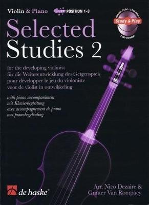 Selected studies 2 /  / De Haske