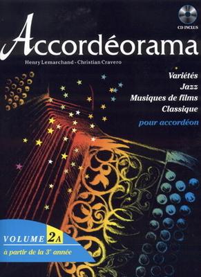 Accordéorama, vol. 2A /  / Hit Diffusion