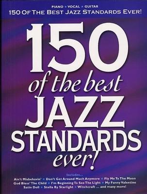 150 Of The Best Jazz Standards Ever /  / Hal Leonard