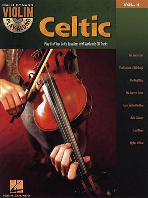 Violin Play-Along / Violin Play-Along Volume 4: Celtic /  / Hal Leonard