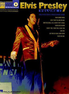 Pro Vocal / Elvis Presley, Volume 1 / Presley, Elvis (Artist) / Hal Leonard