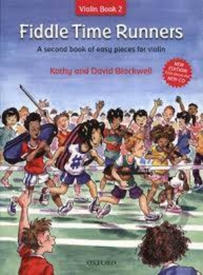Fiddle Time Runners a second book of easy pieces / Blackwell Kathy & David / Oxford University