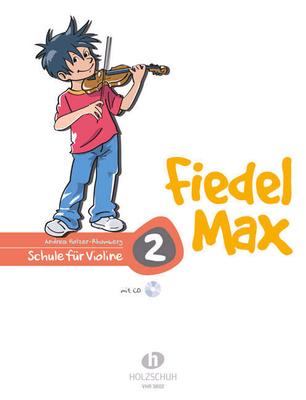 Fiedel Max vol. 2 avec CD / Holzer-Rhomberg Andrea / Holzschuh