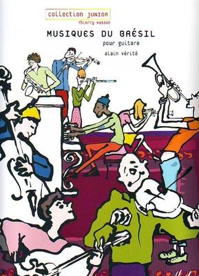 Musiques du Brésil / Vérité Alain / Henry Lemoine