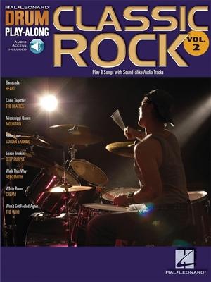 Drum Play-Along / Drum Play-Along Volume 2: Classic Rock /  / Hal Leonard