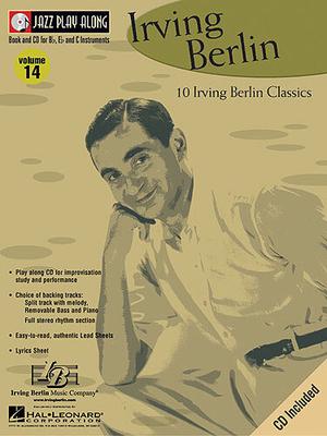 Jazz play along / Jazz Play Along: Volume 14, Irving Berlin / Berlin, Irving (Composer); Taylor, Mark (Arranger) / Hal Leonard