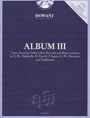 3 Tempi play along / Album III (easy) /  / Dowani