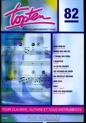 TOP / TOP Ten no 82 /  / Paul Beuscher
