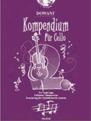 Kompendium für Cello vol. 2 / Hofer Josef / Dowani