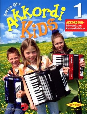 Akkordi Kids, vol. 1 / Kölz Sabine / Holzschuh