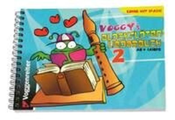 Voggy's Blockflöten-Liederbuch, vol. 2 / Holtz Martina / Voggenreiter