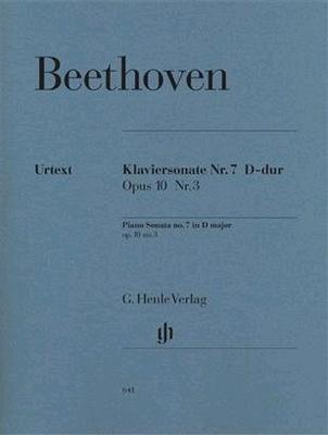 Sonate en ré majeur op. 10 no 3 / Beethoven Ludwig van / Henle