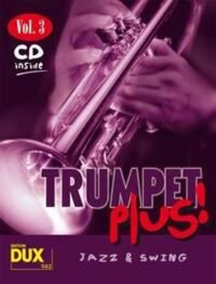 Trumpet plus vol. 3 Jazz & Swing / Arturo Himmer / Dux
